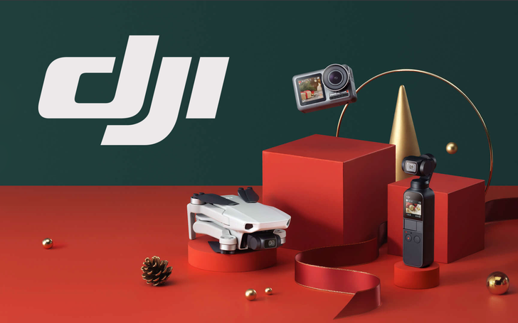 DJI's Christmas sale saves you up to 34% on select items through January 1, 2020