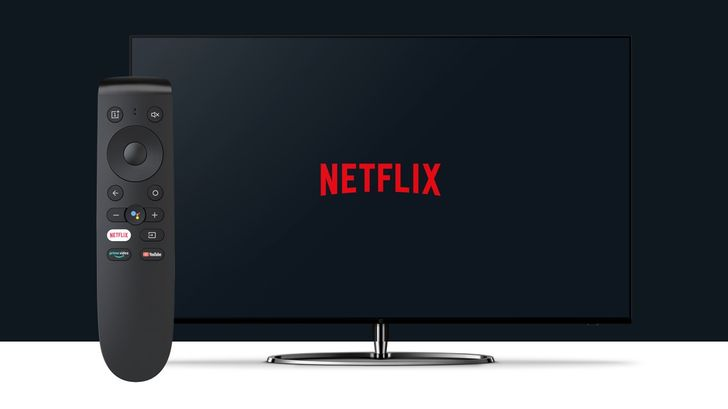 OnePlus TV gets Netflix app and new improved remote controller