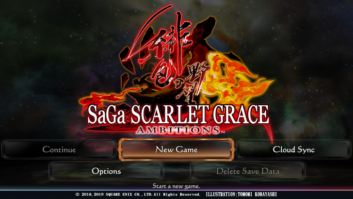 SaGa Scarlet Grace: Ambitions is Square Enix's latest JRPG to land on the Play Store