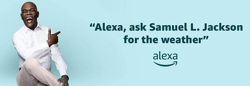 Hold on to your butts: Samuel L. Jackson's voice coming to Alexa today