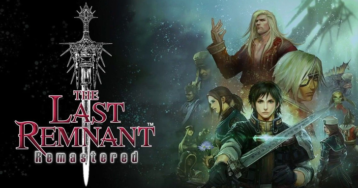 The Last Remnant Remastered is the latest RPG from Square Enix to arrive on Android, available today for $20
