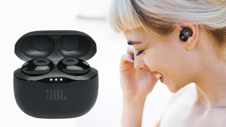 Get the JBL Tune T120TWS true wireless earbuds for just $49.95 (50% off)