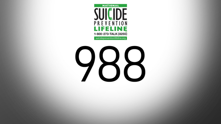 FCC proposes 988 as a new national number for suicide prevention hotline