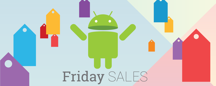 56 temporarily free and 179 on-sale apps and games for Friday
