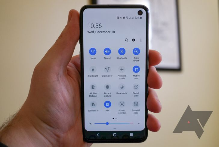 Eight of the best new features in Samsung One UI 2.0