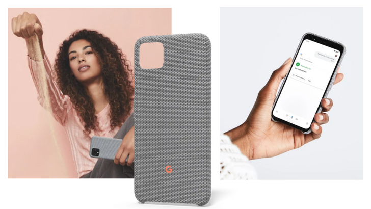 Grab a Pixel 4 fabric case from Verizon for just $20 (half off)