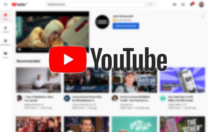 YouTube improves the mini player and simplifies playlist sharing on desktop