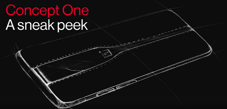 OnePlus Concept One to feature 'invisible camera' thanks to color-shifting glass (Updated)