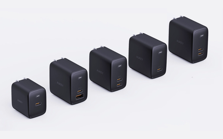 Aukey's new Omnia Series chargers offer more power in a smaller package
