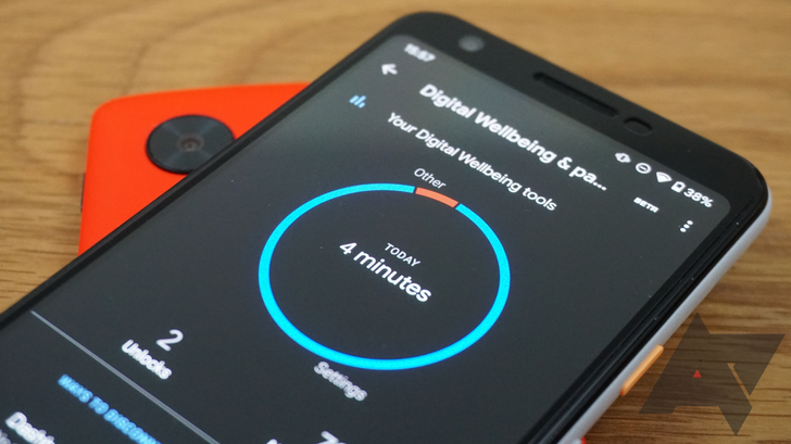 Digital Wellbeing adds 30-minute pause to Wind Down (APK Download)