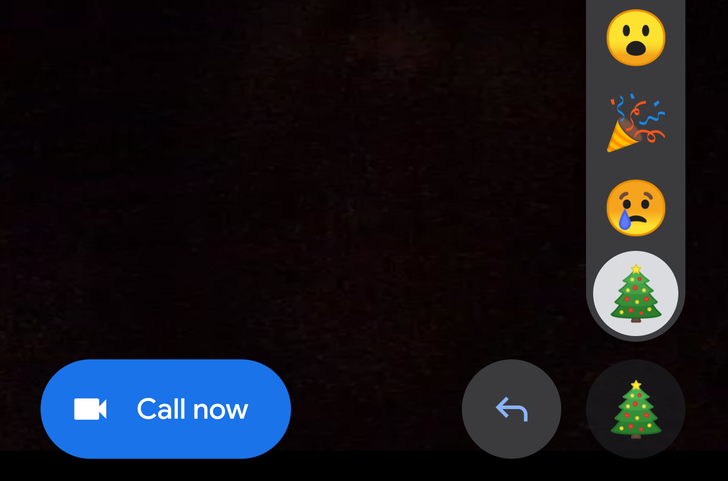 😮 Google Duo video messages now let you respond with emoji reactions 😗👌