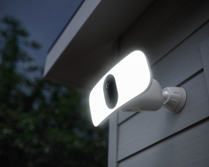 Arlo announces the Pro 3 Floodlight camera, coming this spring for $250 (Update: Pre-orders open)