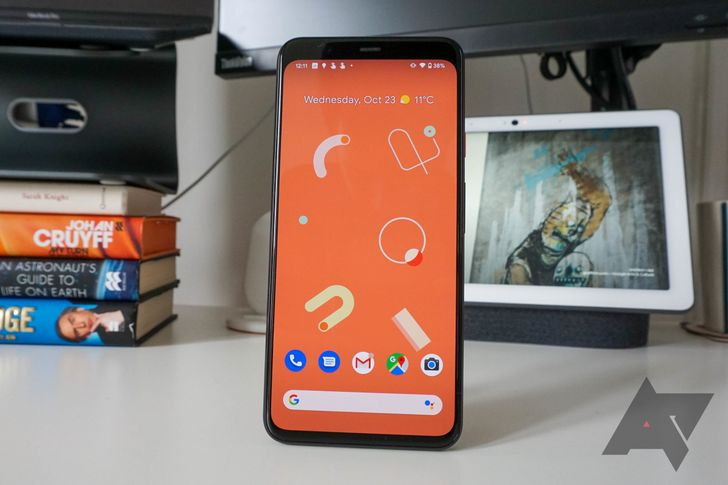 Android's notification shade is slowly ruining face ID on my Pixel 4