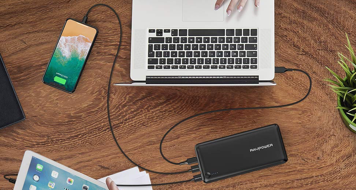 Keep your devices going while saving 30% on RAVPower chargers during one-day Amazon sale (up to $20 off)