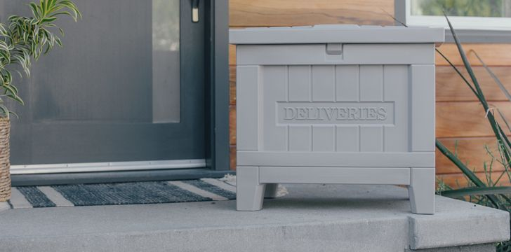 Yale unveils connected smart storage and delivery boxes