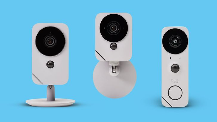 ADT announces Blue line of Wi-Fi security cameras, starting at $200
