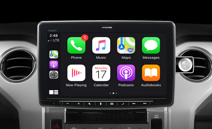 Alpine reveals Android Auto-compatible head unit with 11-inch floating display
