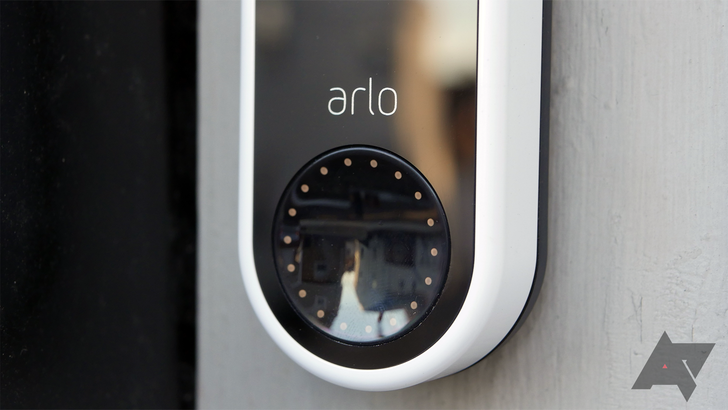 Today only: Keep an eye on your front door with the Arlo Video Doorbell for $110 ($40 off)