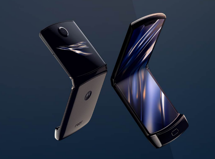 Buy a Moto razr and get a second one free, because one of them will probably work