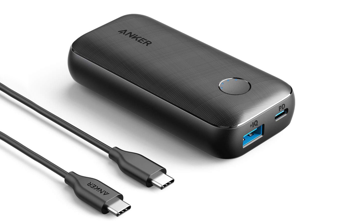 Keep your devices juiced up with this tiny 10,000 mAh Anker power bank for $29 ($17 off) at Amazon