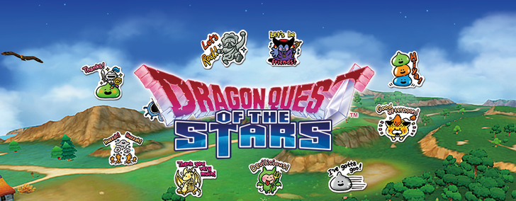 Dragon Quest of the Stars is available for download a day early, but you can't play it yet (Update: Out now)