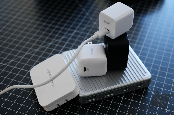 Our top 5 picks for USB-C Power Delivery chargers—from 30 Watts to 100