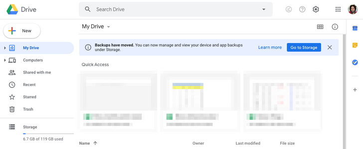 Google moved your phone backups in Drive's desktop site — here's how to find where they are now