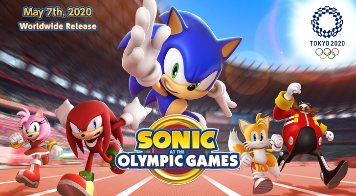 SEGA's Sonic at the Olympic Games – Tokyo 2020 races onto the Play Store