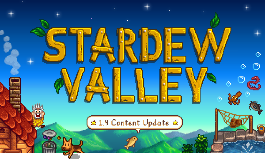 Stardew Valley Finally Receives Content Update 1 4 On Android Bringing Many Quality Of Life Features