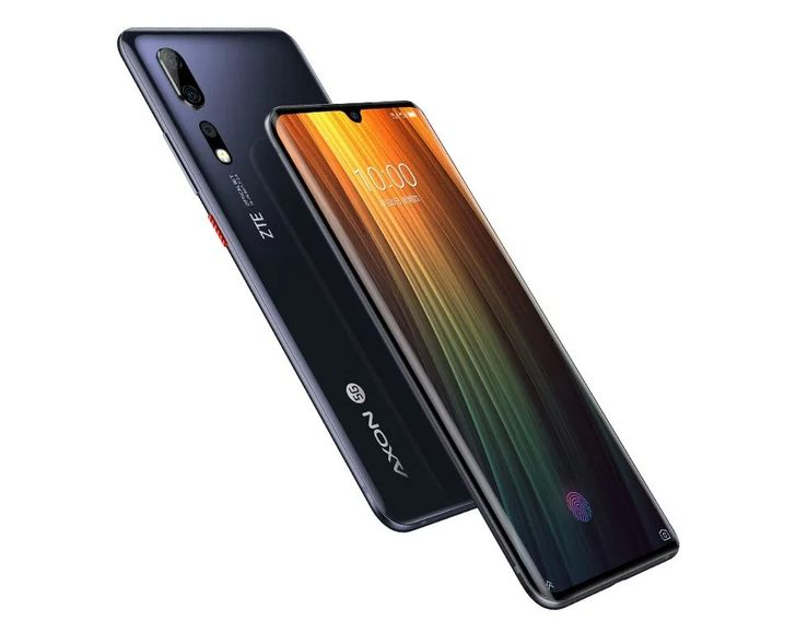 ZTE is the first to announce a Snapdragon 865 phone with the Axon 10s