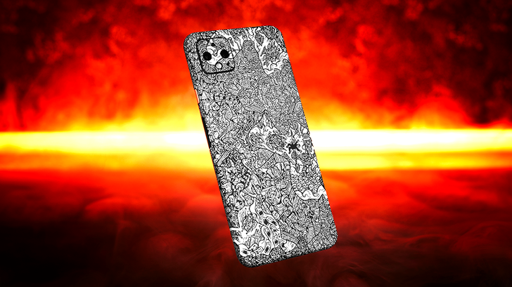 dbrand's Robot Camo skins are here to hide your phone when robots take over the world (Sponsored Post)
