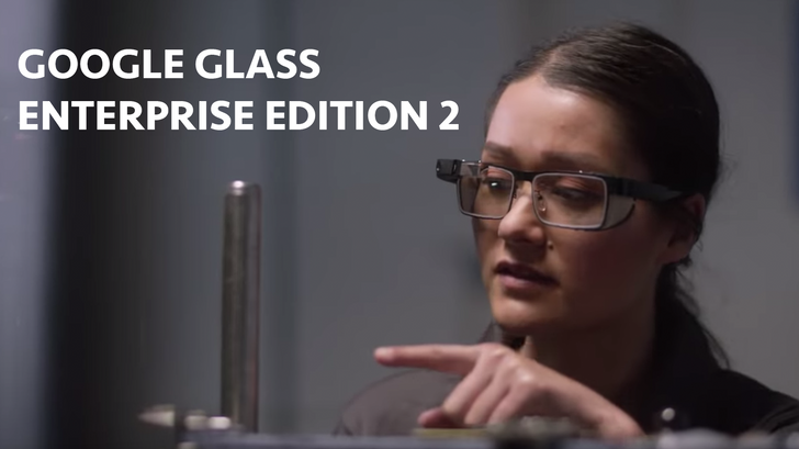 You can now buy Glass Enterprise Edition 2, but it's only meant for developers