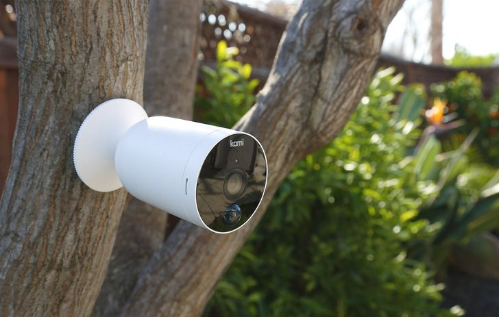 Kami launches battery-powered outdoor security camera for $90