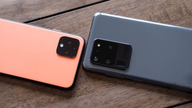 Zoom photo comparison: Galaxy S20 Ultra vs. Pixel 4