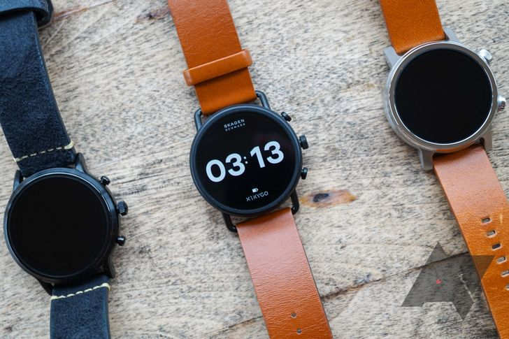 Smartwatches from Fossil, Skagen, and more start at just $169 in Amazon's Deal of the Day