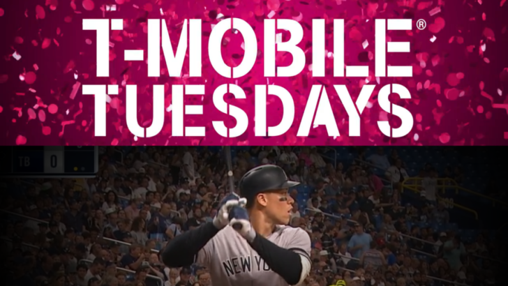 T-Mobile steps up to the plate with free MLB.tv passes for subscribers