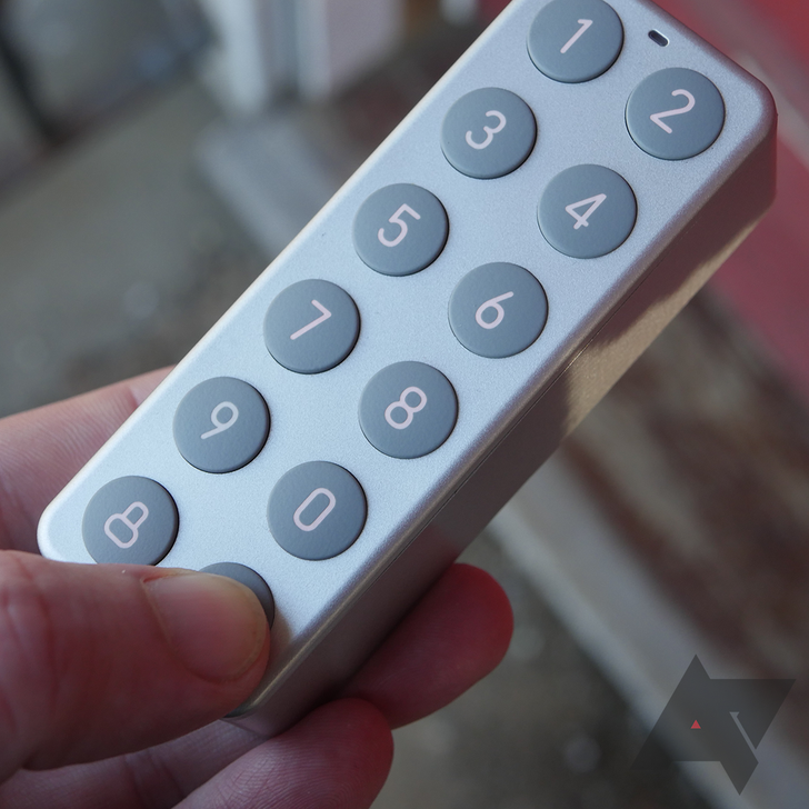 Wyze finally releases add-on Keypad for its smart lock