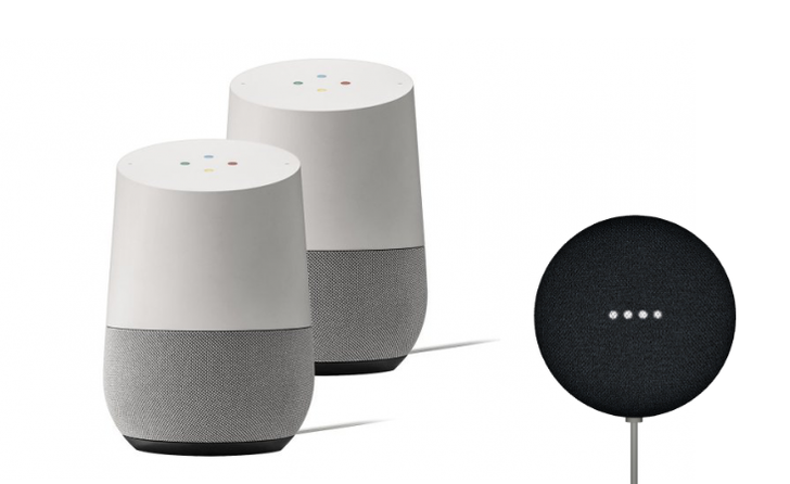 Get two Google Homes and a Nest Mini for an insanely low $99 ($148 off)