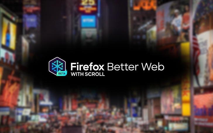 Mozilla launches Firefox Better Web extension powered by Scroll's ad-free subscription service