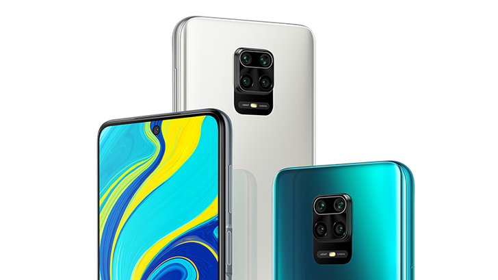 Xiaomi announces Redmi Note 9 Pro and Pro Max with quad cameras and 5020mAh batteries