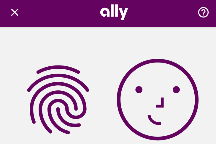 Ally Mobile now supports biometric face unlock on the Pixel 4