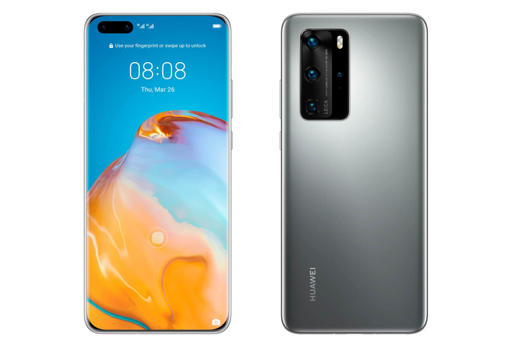 Latest Huawei P40 Series leaks reveal near bezel-less design and most of the specs (Update: P40 Pro+)