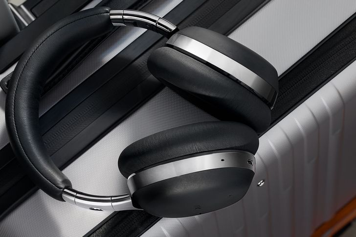Montblanc's first ANC headphones cost $600, come with Assistant and Fast Pair