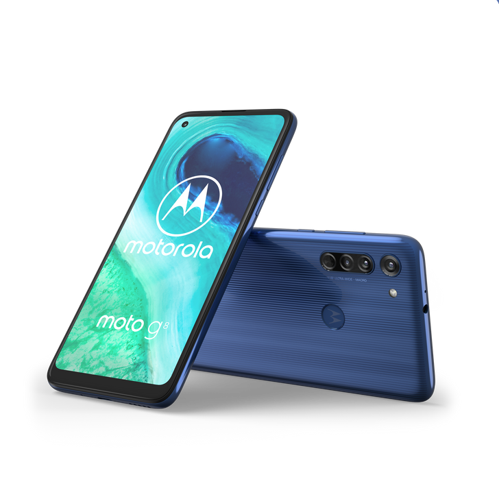 Motorola announces the Moto G8 for Brazil, Europe, and other places that aren't the US