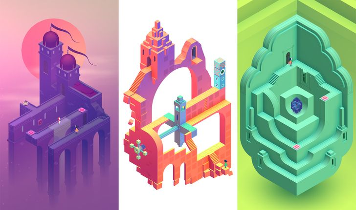 Monument Valley 2 is free right now on the Google Play Store