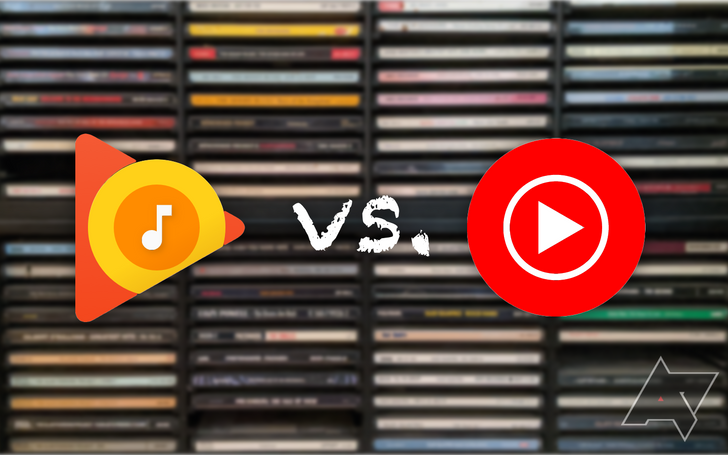 Google Play Music vs. YouTube Music: Everything you need to know