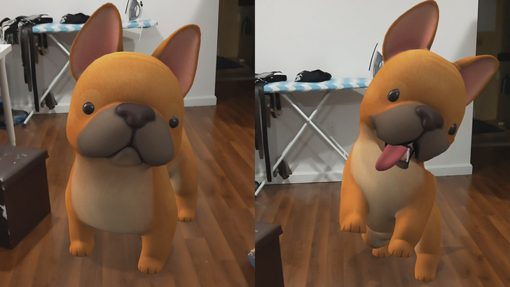 Google's AR emoji are still fun to play with while we're all stuck inside