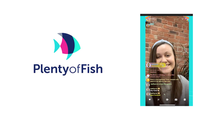 Plenty of Fish adds video chat so you can keep dating during social isolation