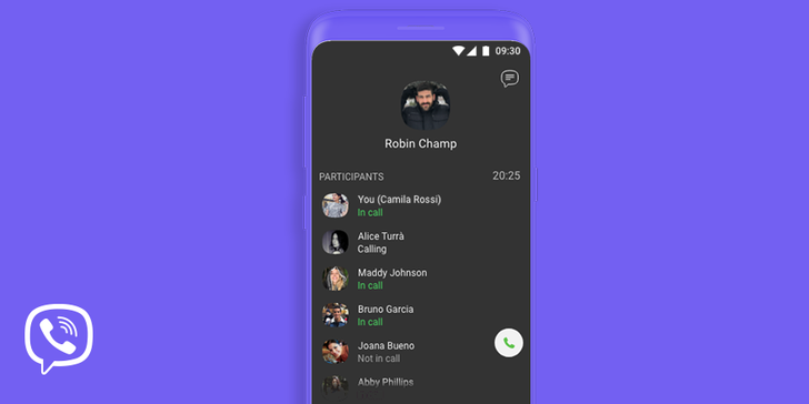 Viber increases group call participant limit to aid social distancing measures
