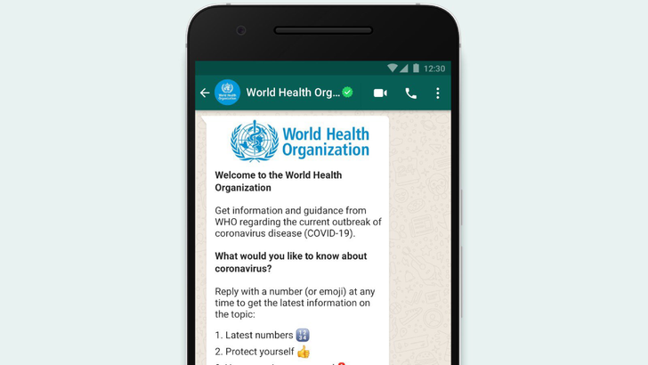 WhatsApp adds two features to combat coronavirus misinformation